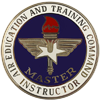 Air Training Command (ATC) Master Instructor Badge