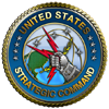 US Strategic Command Badge