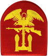 Amphibious Forces Patch