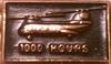 Boeing-Vertol H-46 1000 Hr. Pin