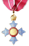 Commander of the Most Excellent Order of the British Empire