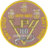 Navy Chief 100 Yrs 1893-1993