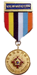 Korean War Veterans Ambassador of Peace Medal