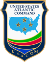 United States Atlantic Command Badge