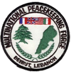 Multinational Peaekeeping Force Beirut