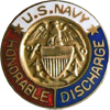 Navy Officer Honorable Discharge