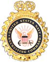 Navy Recruiting Gold Wreath Award (30th)