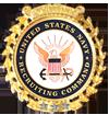 Navy Recruiting Gold Wreath Award (3 Silver Stars)