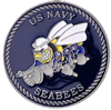 Sea Bees Badge