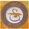 Sikorsky 3000 Hours