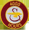 Sikorsky 4000 Hours
