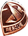 Sikorsky Rescue Pin (circa 1981)