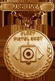 Fleet Pistol Shot Excellence in Competition Badge (Bronze)