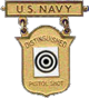 Distinguished Pistol Shot Badge
