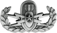 Navy Senior EOD Badge