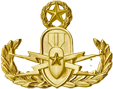 EOD Officer Warfare Badge