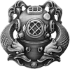 First Class Diver Badge