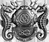 Master Diver Badge