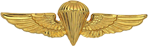 Naval Parachutist Badge