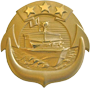 Officer in Charge (Small Craft) Badge
