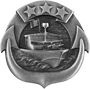 Petty Officer in Charge (Small Craft) Badge