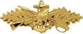 Seabee Combat Warfare Specialist Officer Badge