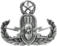 Navy Master EOD Badge